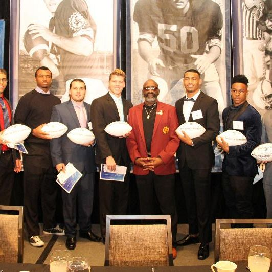 National Football Foundation Hosts The 25th Annual Silver Champions Luncheon