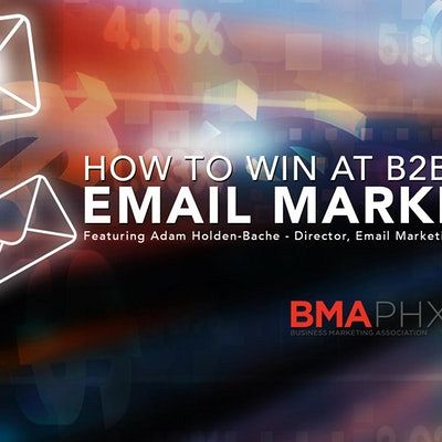 Learn Why B2B Emails Don't Have To Be Boring On September 26th!